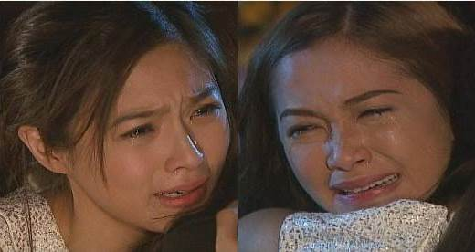 Kim Chiu and Maja Salvador Finally Reconciles in Ina Kapatid Anak