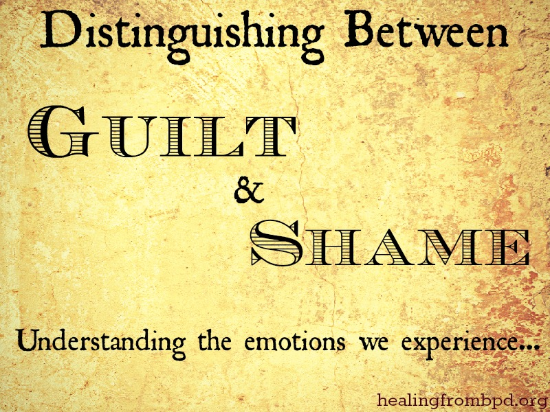 Collection of Solutions Guilt And Shame Worksheets On Example ...