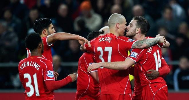 TARUHAN ONLINE : Liverpool Menang Tipis Dengan Hasil ( 0 - 1 )