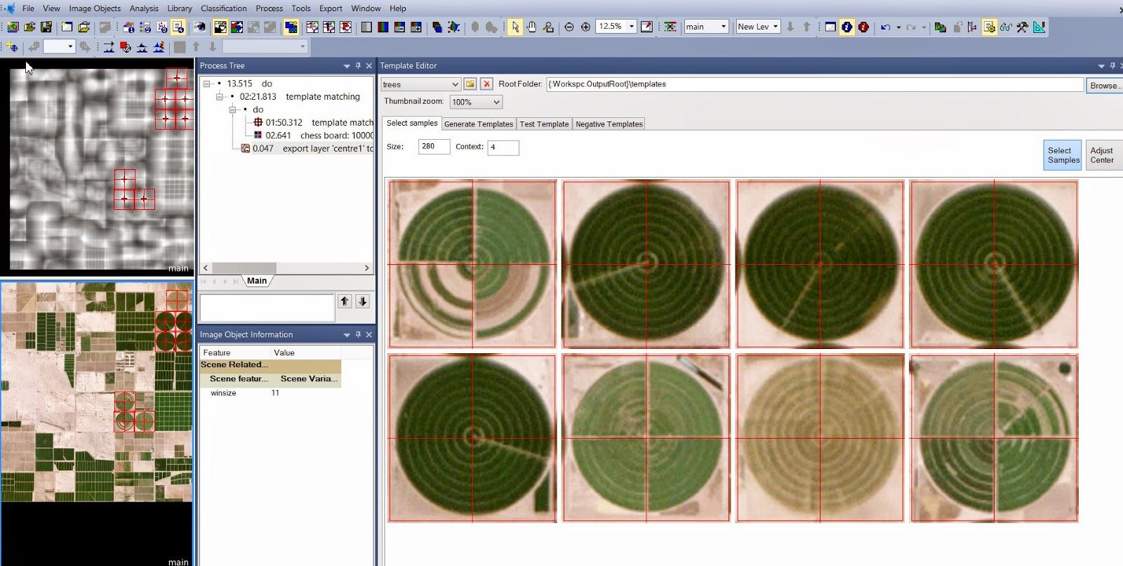 Qgis Remote Sensing Matlab Envi Python Ecognition