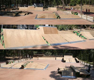 Skate Park (  Monsanto )