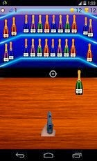 Şişe Vurma Android Apk Oyunu resimi