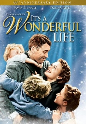 i love its a wonderful life if i met someone who hates it id fall over in shock this movie is the best christmas movie ever - Best Christmas Movie Ever