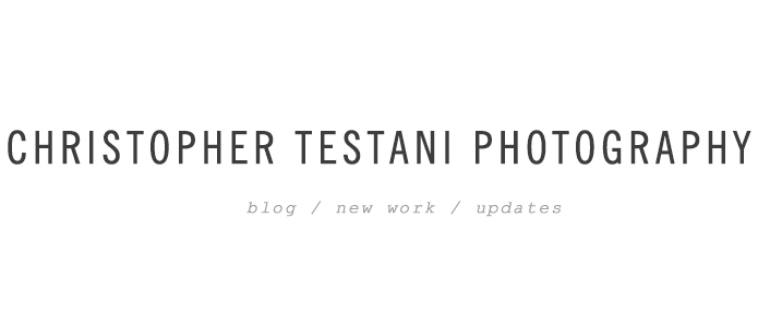 CHRISTOPHER TESTANI PHOTOGRAPHY