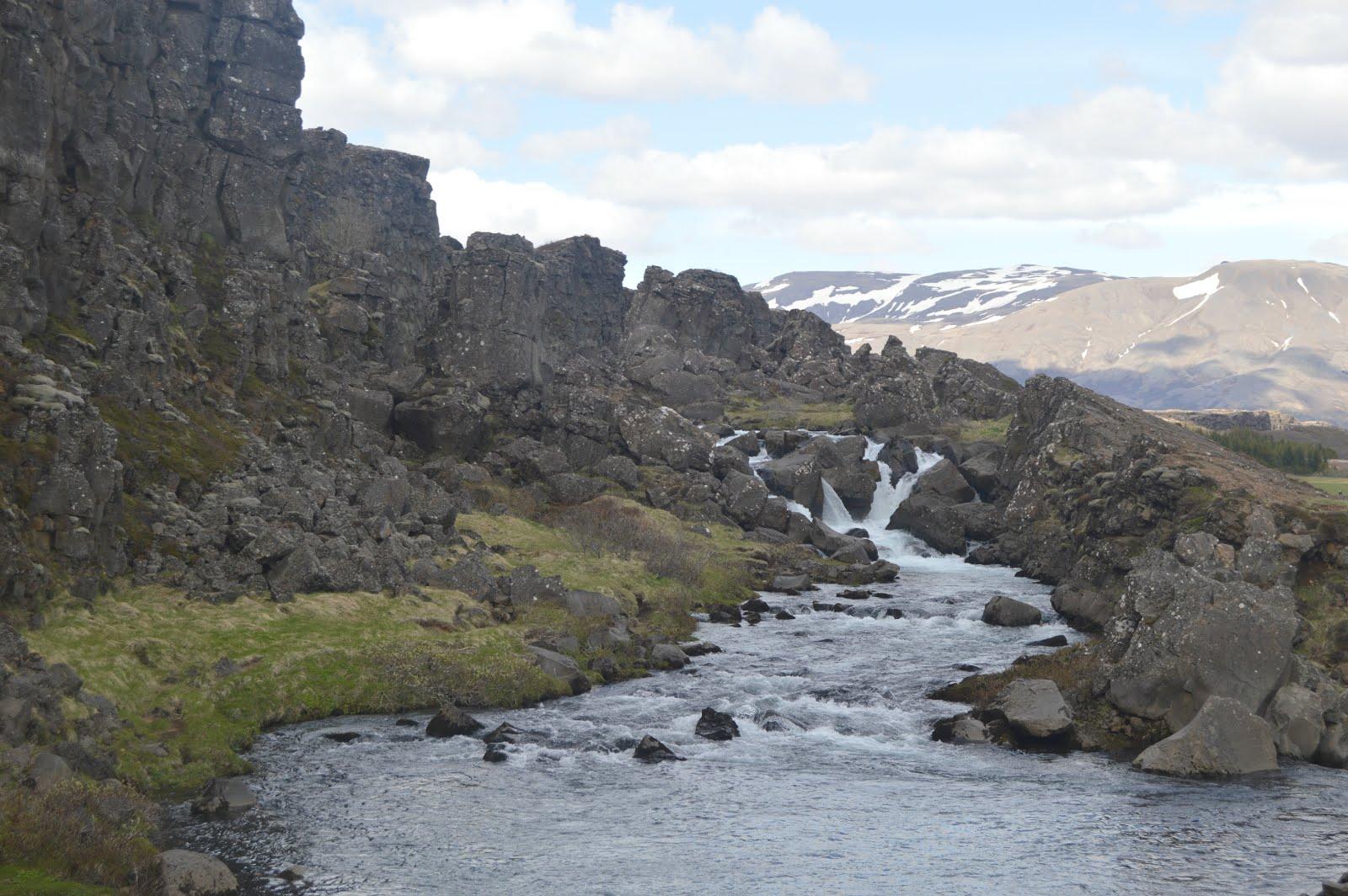 Vi besökte Island 2015...