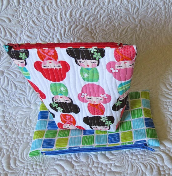 Zippered Pouch Patterns