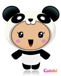 Nire hartz panda