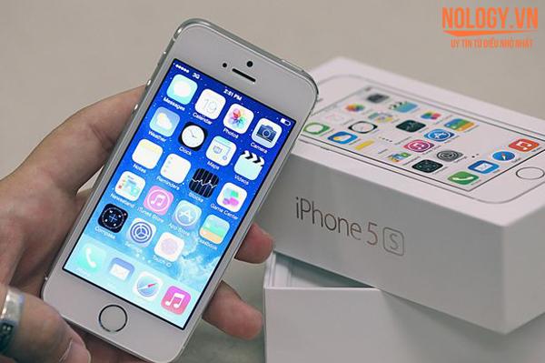 Có nên mua iphone 5s lock nhật trên thị trường Việt hiện nay ?