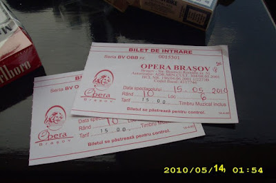Bilet teatru Brasov
