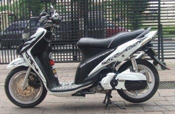 Gambar Modifikasi Suzuki Spin