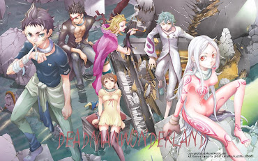 #9 Deadman Wonderland Wallpaper