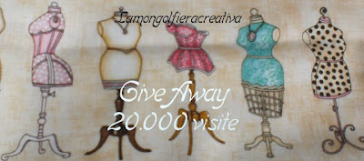 3. Give Away 20.000 visitatori