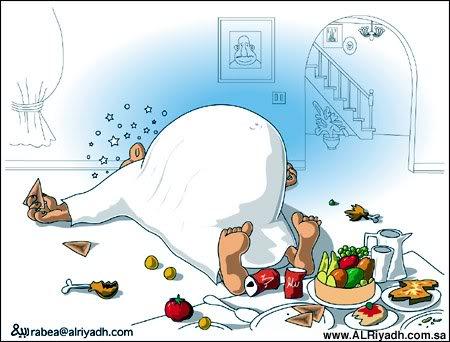 Efek Negatif Tidur Setelah Sahur
