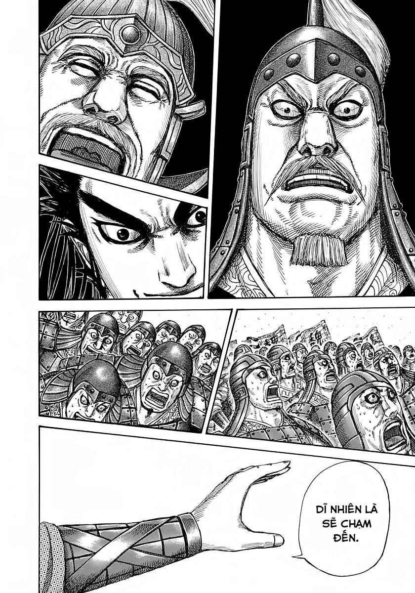 Kingdom - Vương Giả Thiên Hạ Chapter 276 page 18 - IZTruyenTranh.com