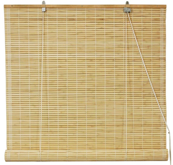 Bamboo Outdoor Roll Blinds9