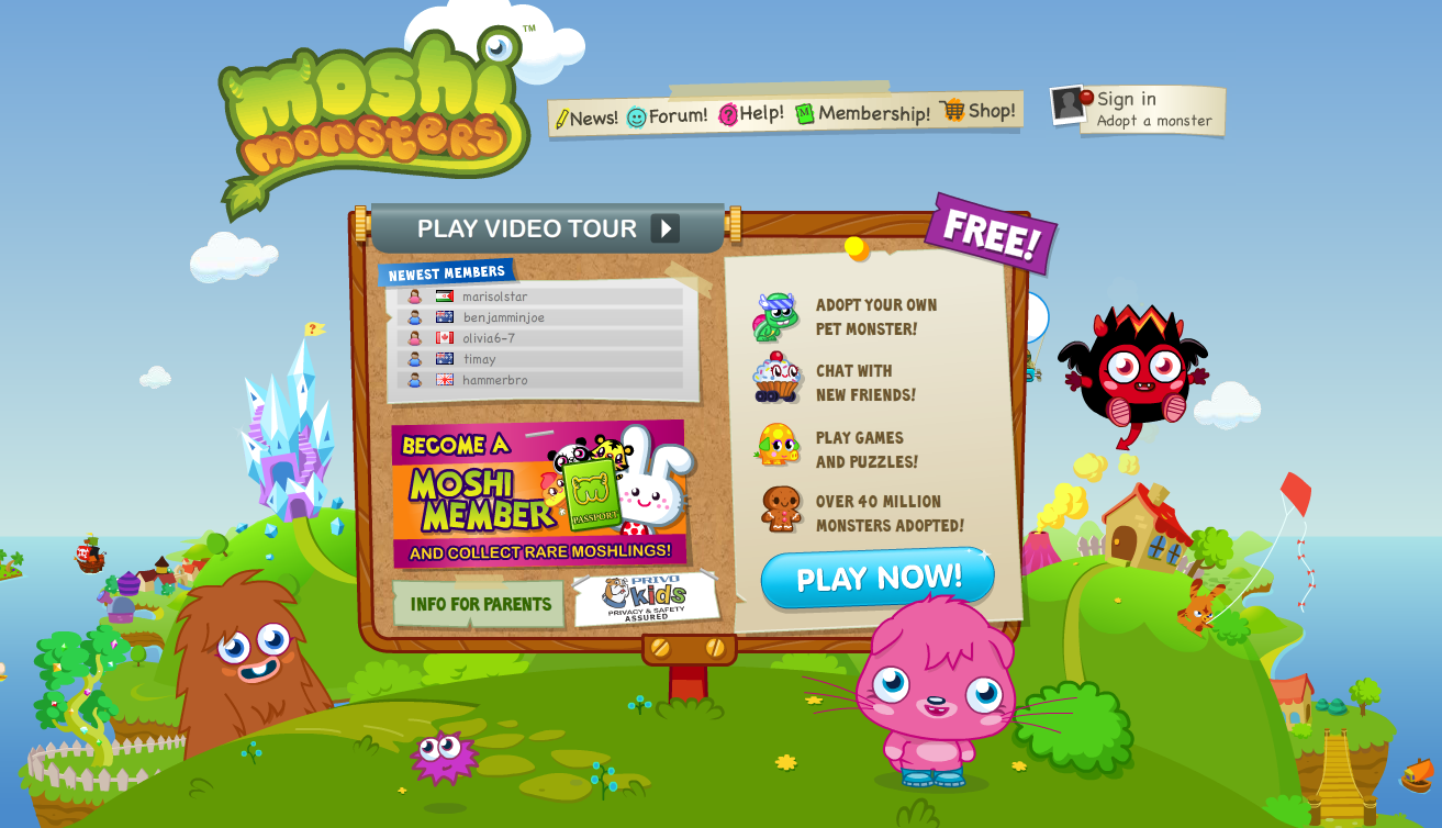 Download Moshi Monsters: The Movie Movie Streaming