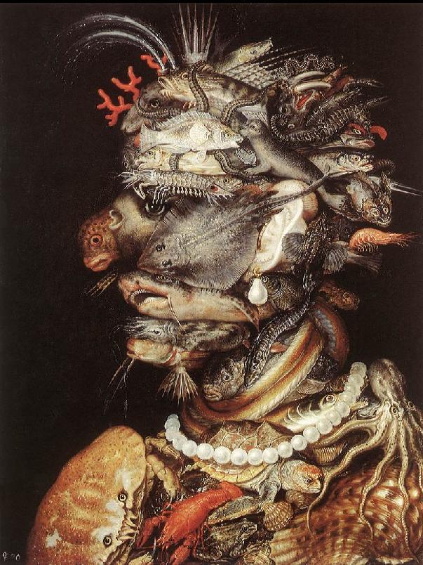 Giuseppe Arcimboldo 1527-1593 | Italian Mannerist painter