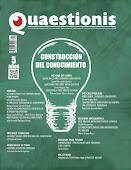 Número más reciente de Quaestionis: ESPECIAL DE 5TO. ANIVERSARIO
