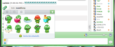 Stiker Emoticon Baru Camfrog 6.6