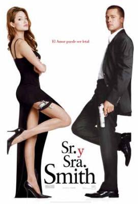 sr y sra smith Sr. y Sra. Smith (2005) Español Latino