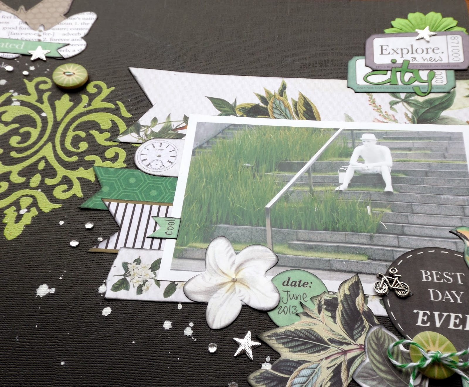 Kaisercraft Scrapbooking Papers