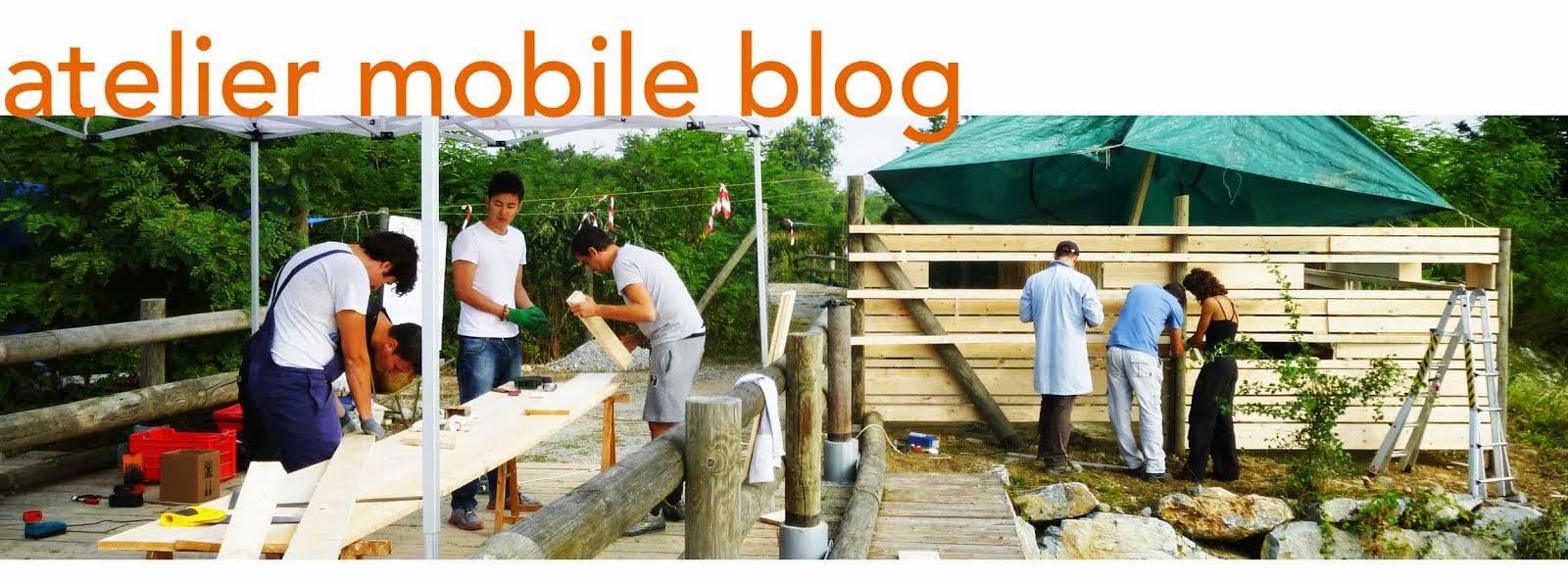 atelier mobile blog