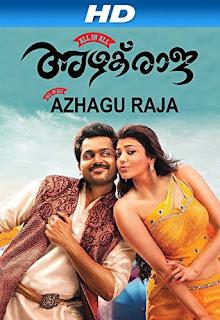 All in All Azhagu Raja 2013 Dual Audio Hindi 720p UnCut HDRip [1.4GB]