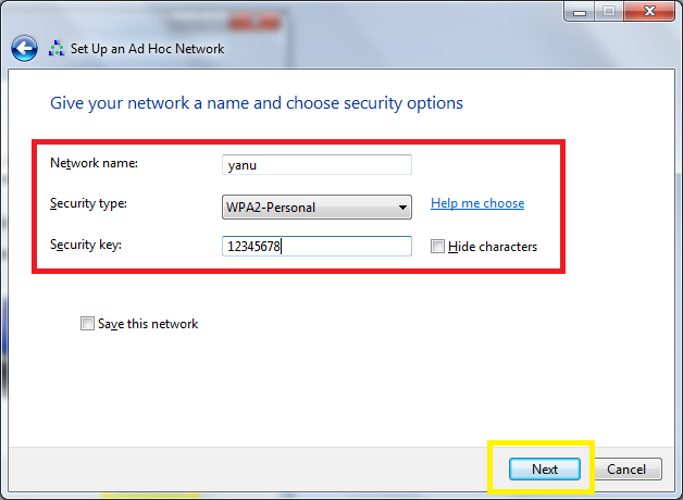 how to connect laptop to mobile via wifi