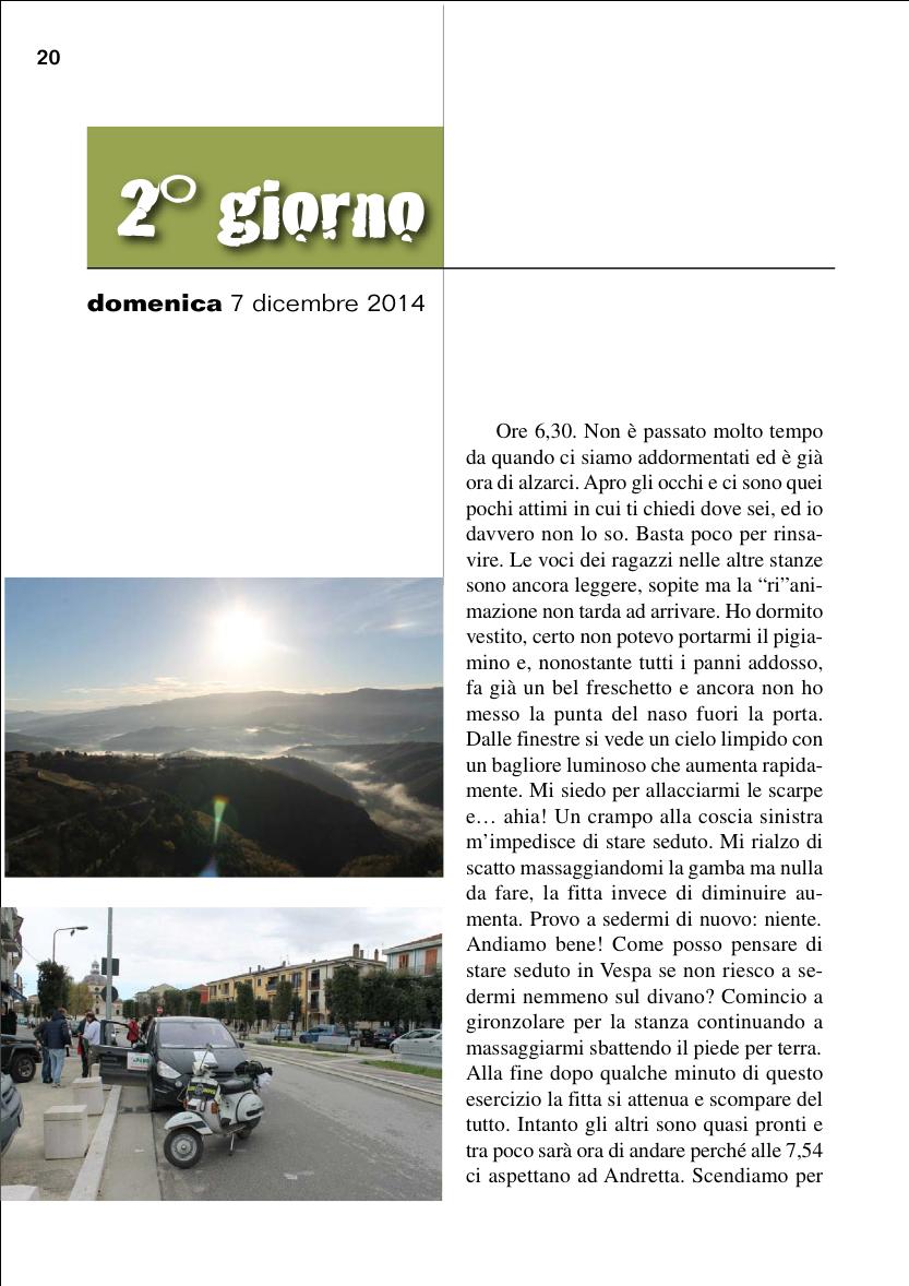 Pagina numero 20