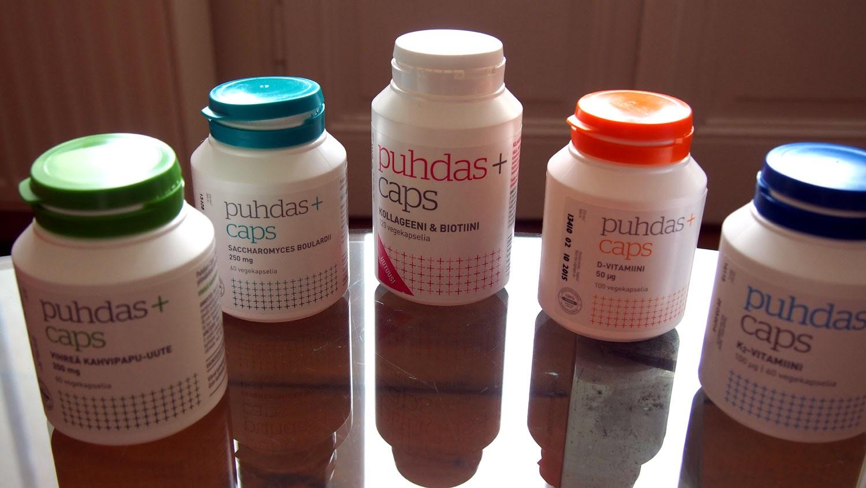 Vitamiineja flunssaa vastaan
