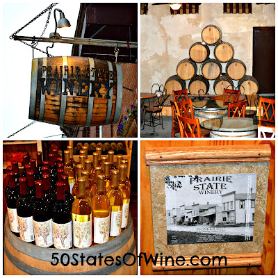 Prairie State Winery Tasting Room