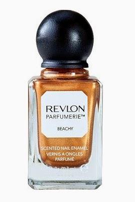 Revlon Parfumerie Scented Nail Enamel Beachy