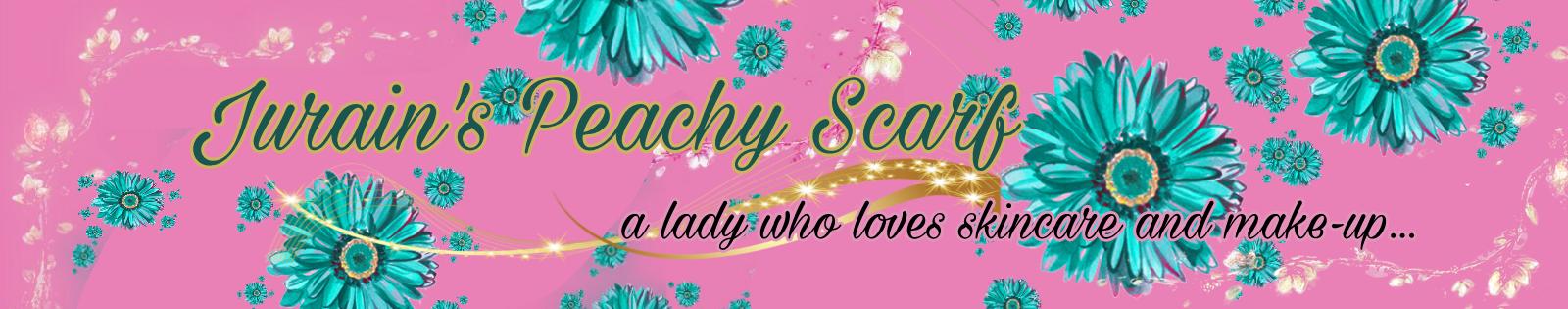 Jurain's Peachy Scarf
