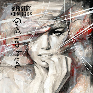 Portada del single BURNING CONDORS - Dirty girl blues