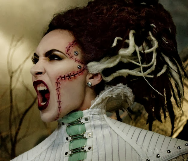 MAC Rick Baker Collection Halloween 2013