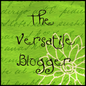Premio Versatile Blogger 2011