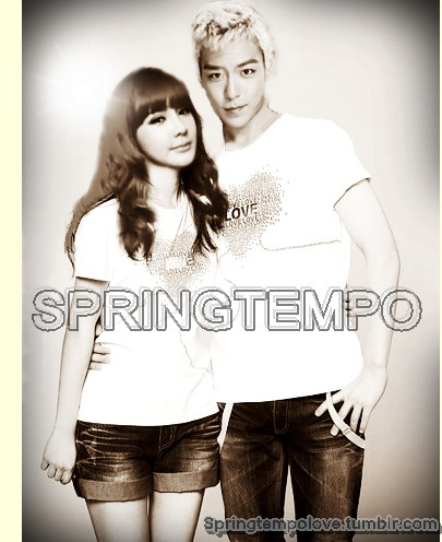 Chapter 8 - choiseunghyun skydragon topbom ygfamily aliencouple springtempo 2ne1bigbang - chapter image