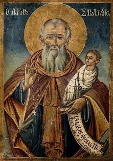 Azi 26 noiembrie praznuirea Sfantului Stelian !