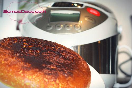 Bizcocho de lim n con chef o matic pro somosdeco blog de - Recetas cocina chef matic pro ...