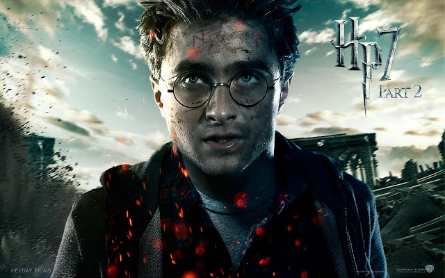 Harry Potter And The Deathly Hallows Part 2 Wallpaper 3