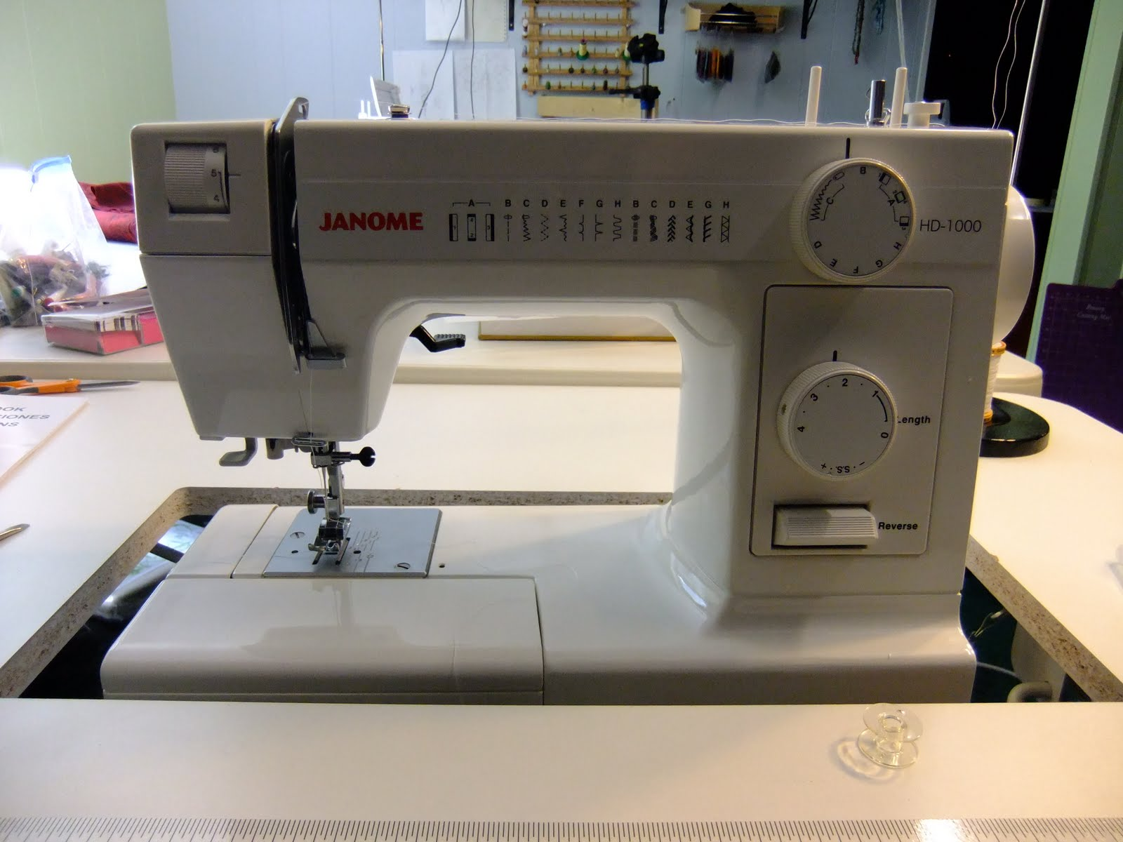 The Free Motion Quilting Project: Under $500 Sewing Machine Review : machine free motion quilting - Adamdwight.com
