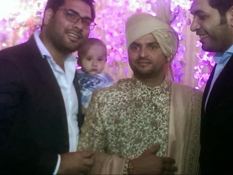 Suresh Raina Wedding Pics