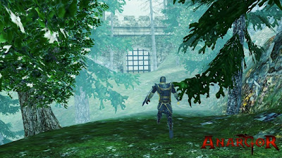 Download Game Anargor 3D RPG v2.0 APK + DATA Android Qualcomm (HTC, millet) version Gratis