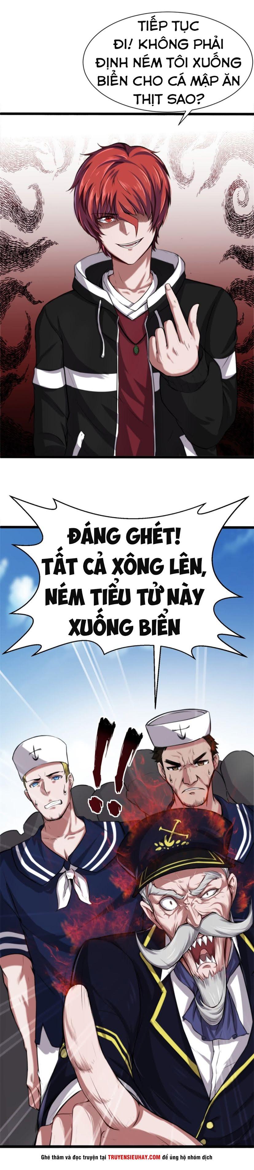 Đô Thị Âm Dương Tiên Y chap 1 - Trang 13