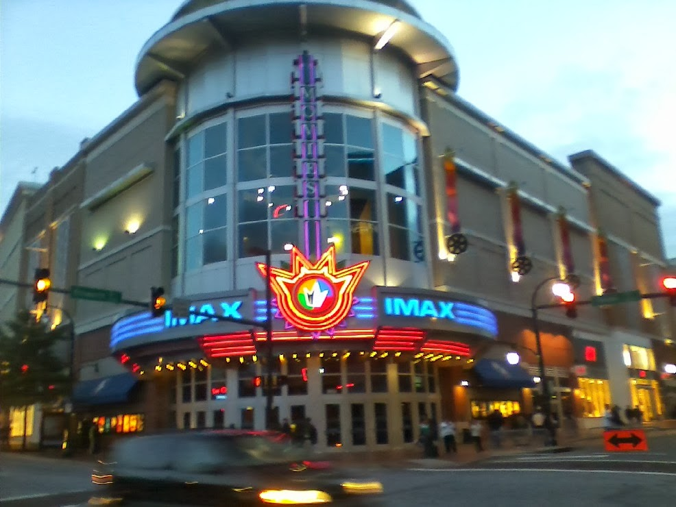 Movie theatres downtown