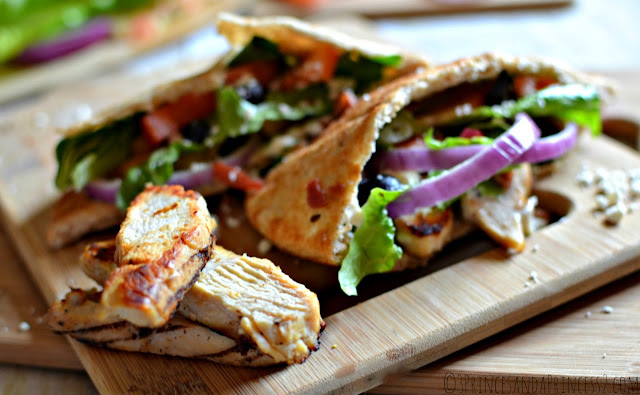 Recipes with Grilled Chicken