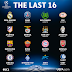 16 Pasukan UEFA Champions League (Knockout Stage) 2016