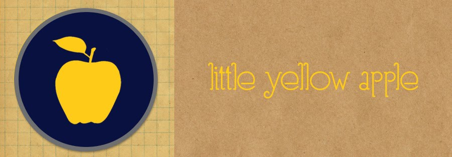 little yellow apple
