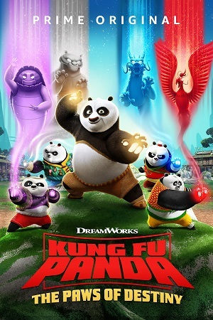 Kung Fu Panda - As Patas do Destino Desenhos Torrent Download capa