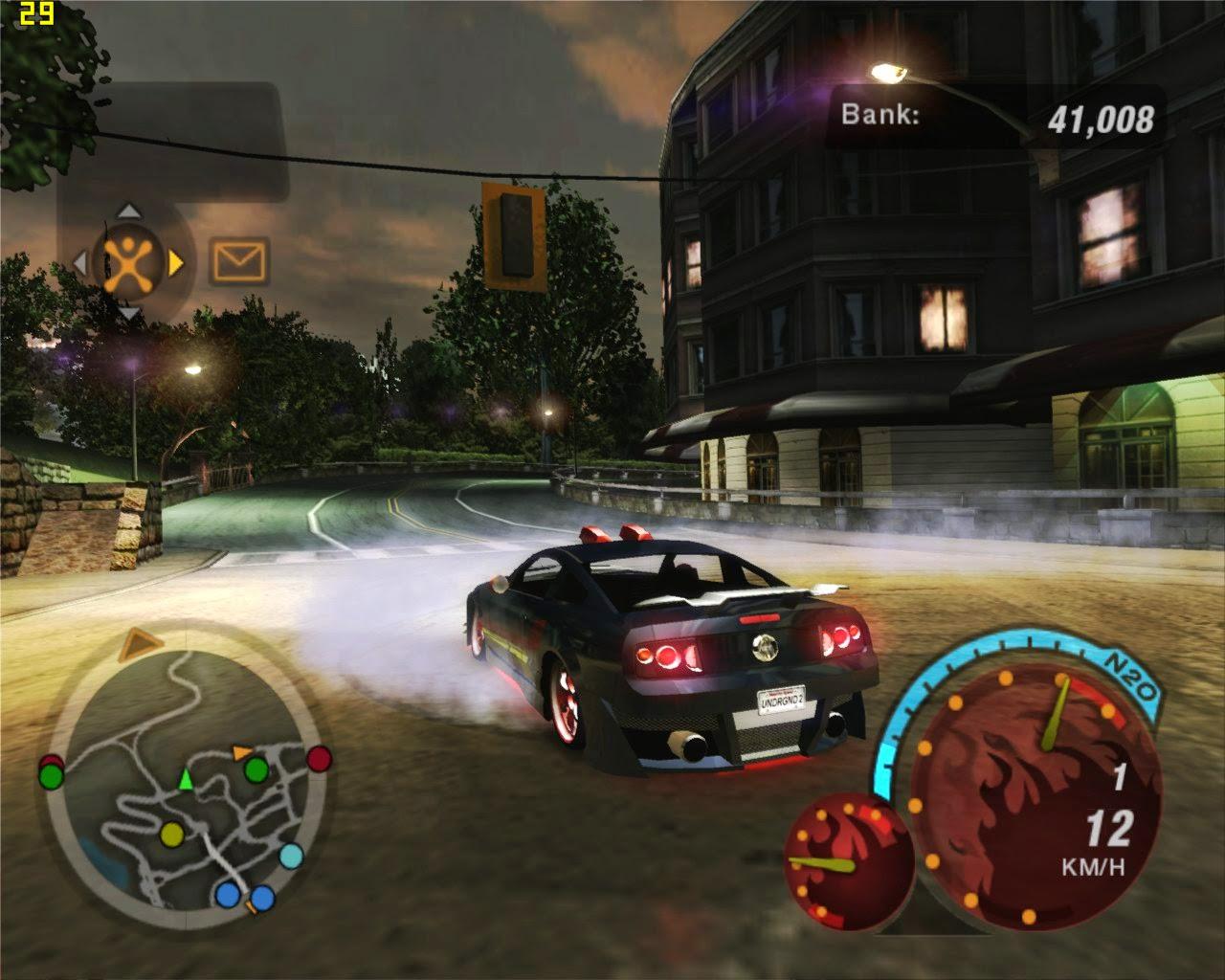 Need For Speed Underground II RIP